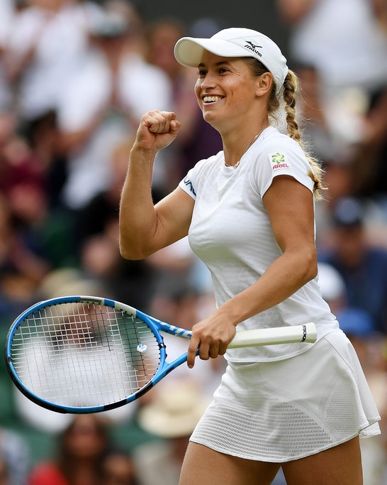 WTA hotties: 2019 Hot-100: #94 Yulia Putintseva ...