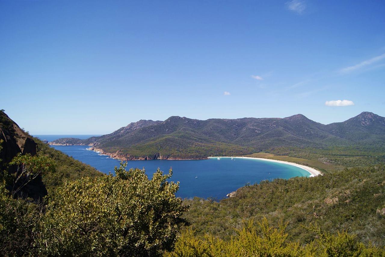 塔斯馬尼亞-景點-推薦-酒杯灣-菲欣納-自由行-旅遊-澳洲-Tasmania-Tourist-Attraction-Wineglass-Bay-Freycinet-National-Park