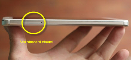 Cara Gampang Membuka Slot Simcard Xiaomi Redmi Note 3 Dan 4