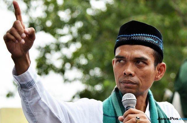 Ustadz Abdul Somad Batal Ceramah di UGM, Jagat Twitter Langsung Riuh