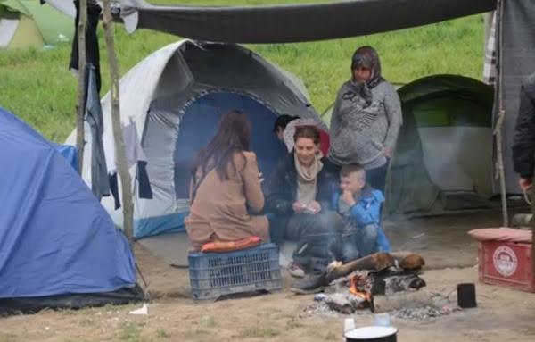 Ζωή λαθραία (Πρόσφυγας)