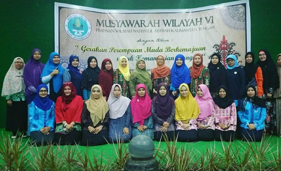 Nasyiatul 'Aisyiyah Kalteng: Gerakan Perempuan Muda Berkemajuan Untuk Kemandirian Bangsa