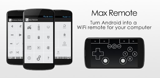Max Remote for Android