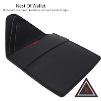 Alat sulap Nest Of Wallet