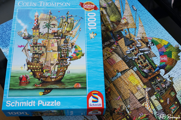 Noah's Ark 1000 Piece Schmidt Jigsaw Puzzle