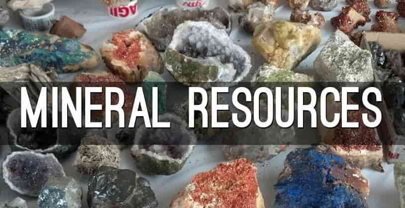 Mineral Reources