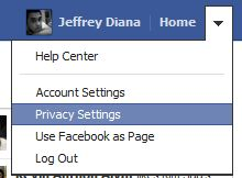 prevent facebook photo spam