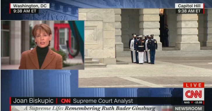 """CNN Slams Amy Barrett: Like Clarence Thomas She Will """"Take Away Our Rights and Liberties"""""""