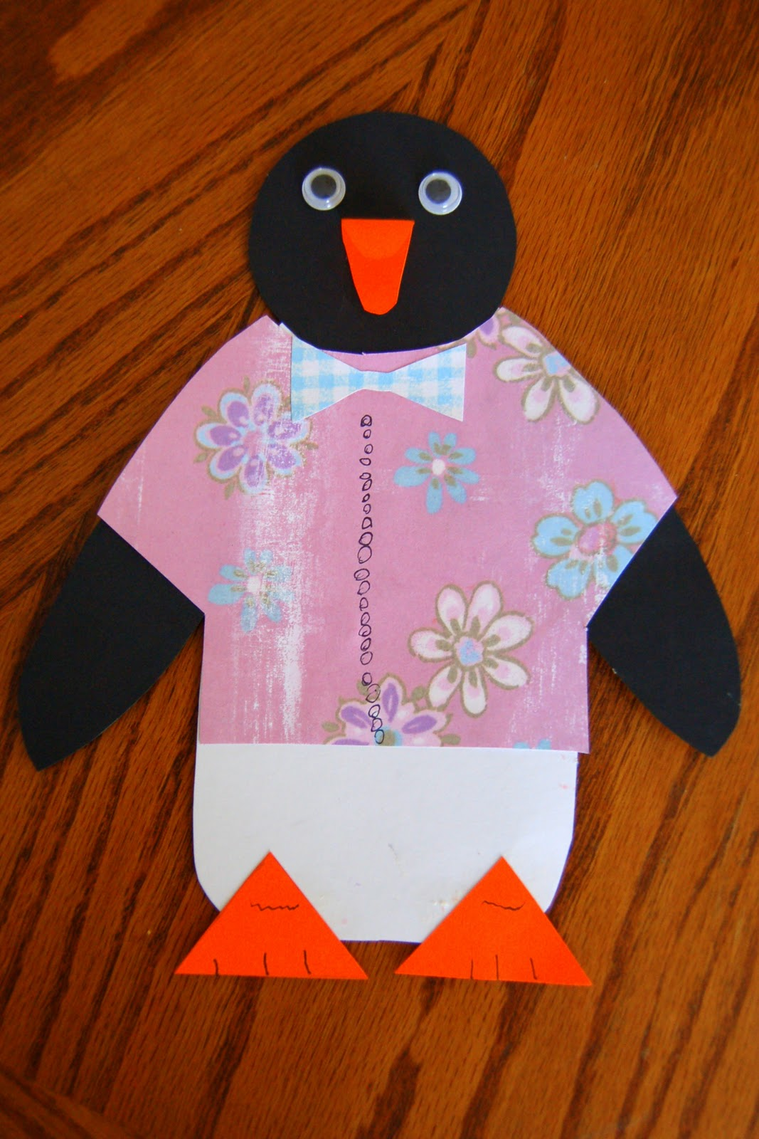 Tacky The Penguin Craft She S Crafty
