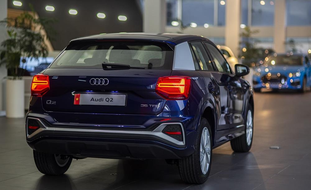 Audi Q2 2021 ra mắt thị trường Việt Nam