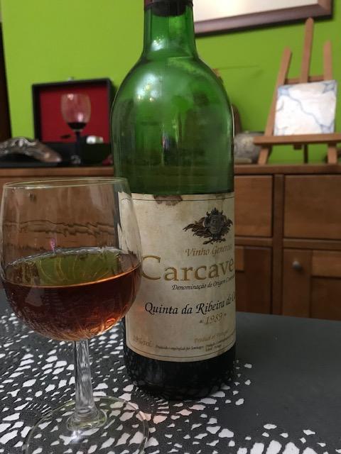 Vinho de Carcavelos