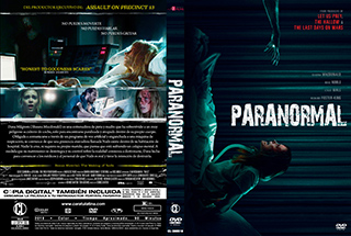Nails - Paranormal - Cover DVD