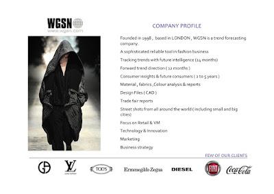 wgsn company
