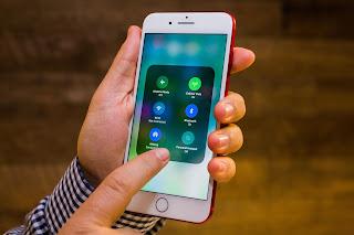 menghemat baterai iOS 11