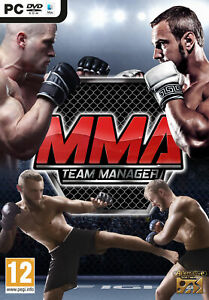 MMA Team Manager torrent download for PC ON Gaming X