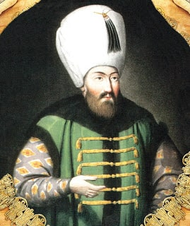 OTTOMANS EMPIRE SULTANS 1. AHMED