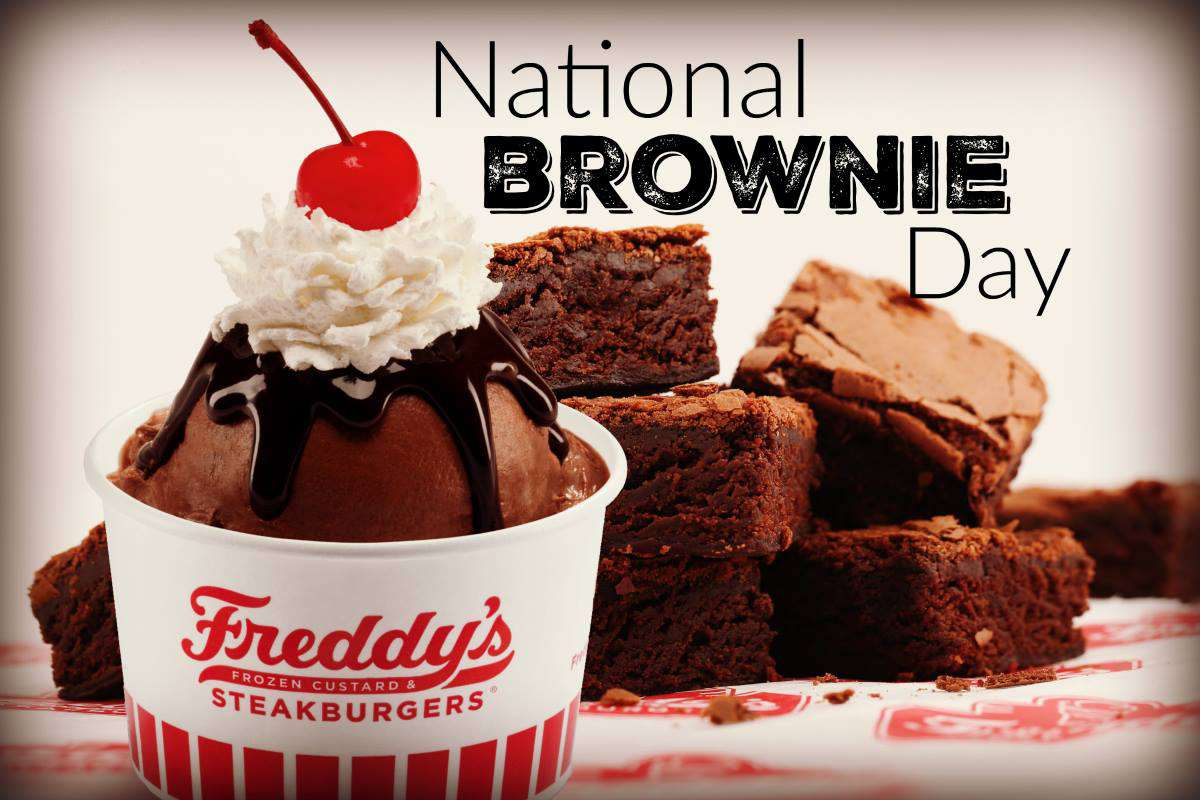 National Brownie Day Wishes
