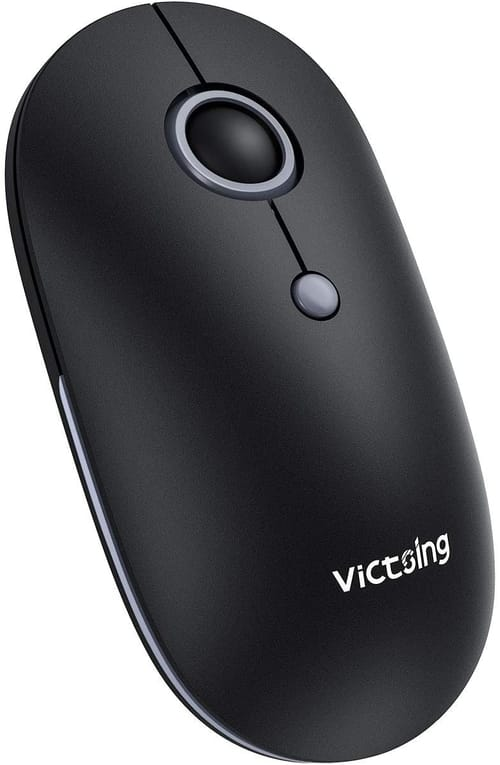 Review VicTsing AY202142 Silent Wireless Mouse