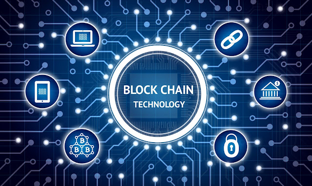 Gambar Ilustrasi Teknologi Blockchain