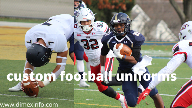 Reasons why you should always invest in custom football uniforms