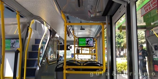 Metrobús, como ir do aeroporto para o centro da Cidade do México