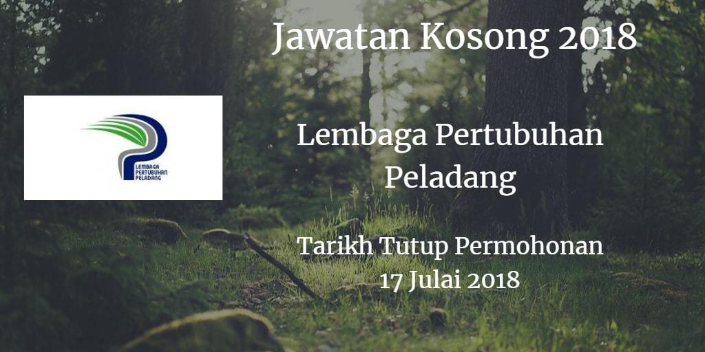 Jawatan Kosong LPP 17 Julai 2018
