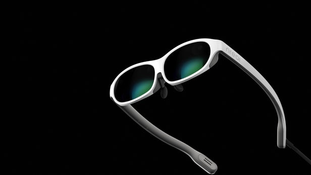 Nreal Light blended reality smartglasses - RictasBlog