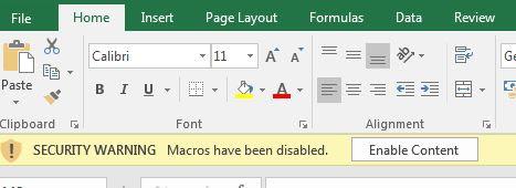 Setting Aplikasi Kasir FREE dengan Excel VBA