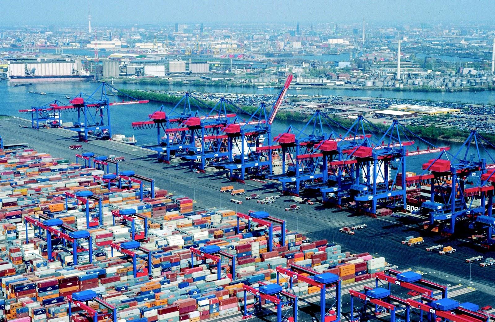 Wykaz Portow Morskich I Terminali Blog Transportowy