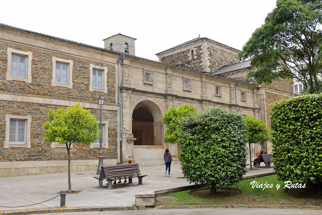 Convento de Santo Domingo, Lugo