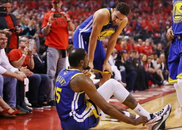 Durant Terancam Absen Setahun Akibat Cedera Di Final NBA Semalam