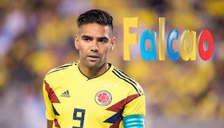 اللاعب فالكاو الكولومبي يخطط في اعتزال كره القدم في كأس العالم 2022