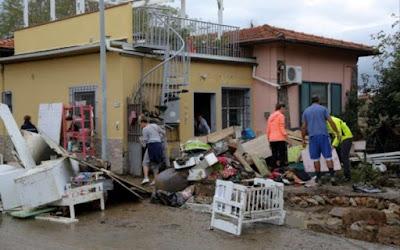 Шторм в Италии количество погибших