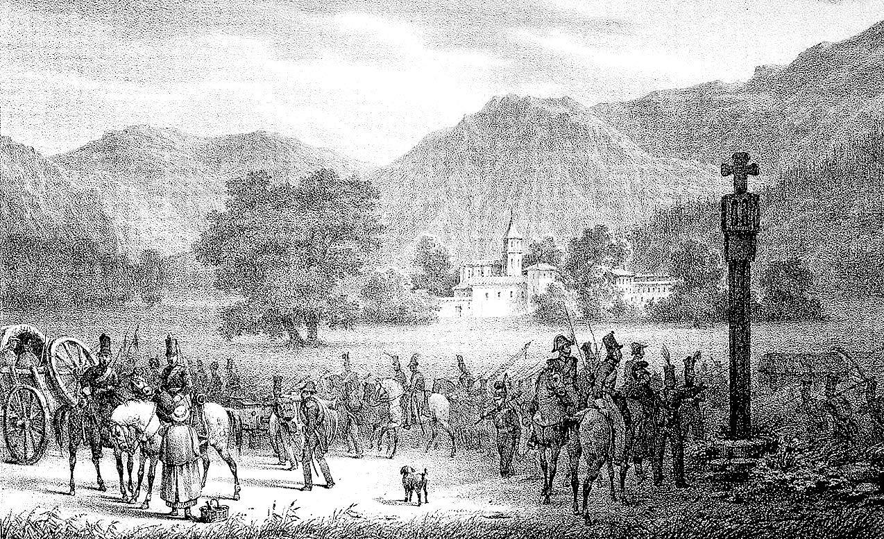 Ронсесвальес 1823