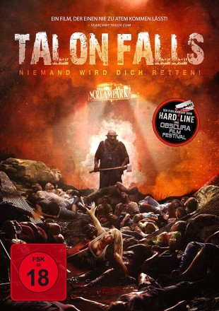 Talon Falls 2017 BRRip 720p Dual Audio