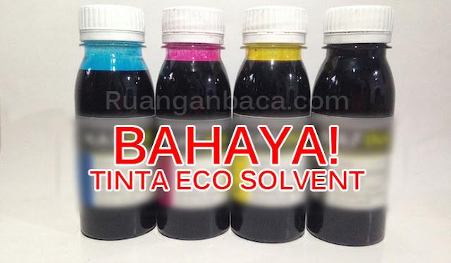 Tinta Eco Solvent Printer EPSON