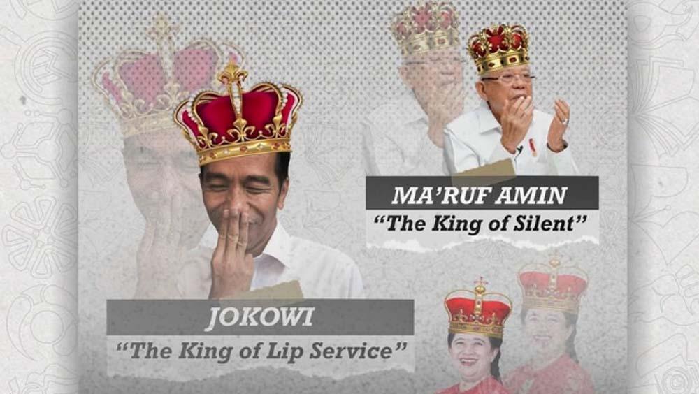 Seolah Jadi Tradisi Counter Kritikan Rakyat, Akun Instagram BEM Unnes Mendadak 'Lenyap' Usai Sentil Jokowi-Ma'ruf dan Puan