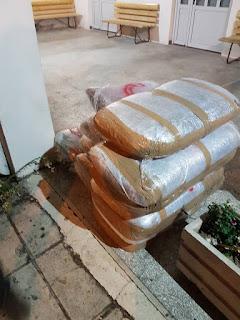 Συνελήφθησαν δύο διακινητές ναρκωτικών, με πάνω από 107 κιλά κάνναβης (+ΦΩΤΟ)