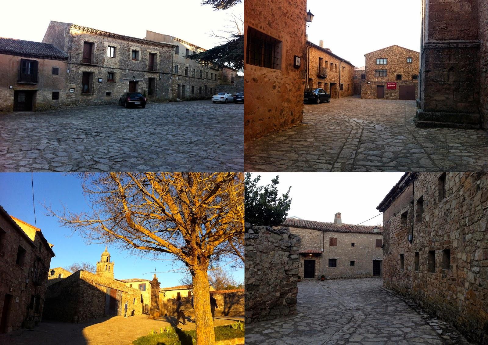 Por las calles y callejuelas de Medinaceli