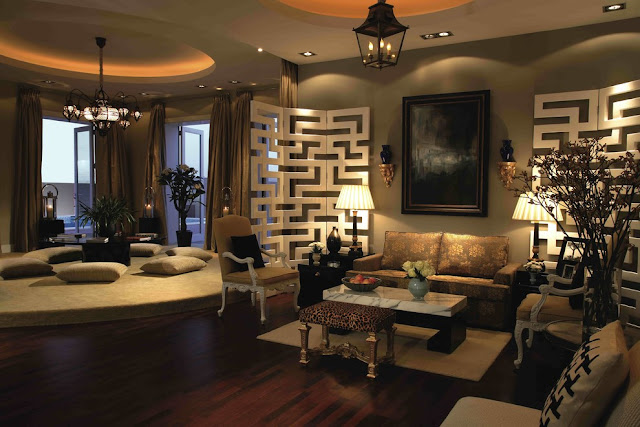 Best interior design companies and interior designers in dubai for Al saffar interior decoration l l c
