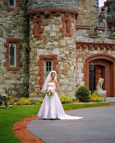USA's Top 10 Castles for a Fairytale Wedding