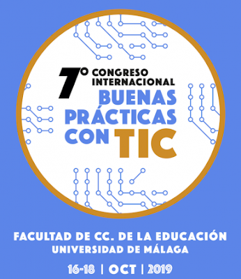 7º Congreso Internacional sobre Buenas Prácticas con las TIC 2019