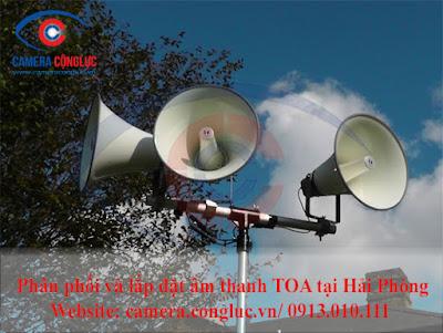 Khi lắp đặt hệ thống âm thanh TOA  tại nhà xưởng mang lại rất nhiều lợi ích cho người sử dụng.