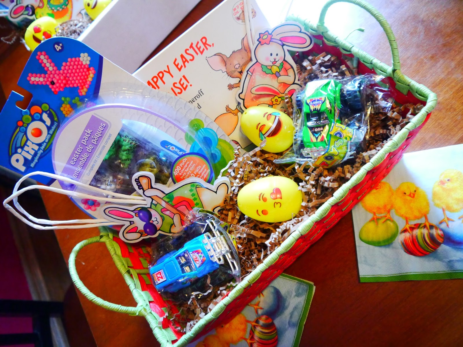 Western new yorker easter basket ideas without candy easter basket ideas without candy negle Image collections