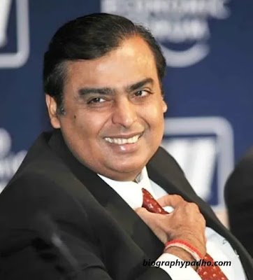 Mukesh Ambani Biography, Age, Wife, Children, करियर, Net Worth और परिवार