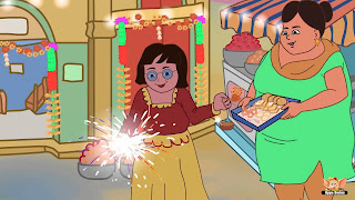 Happy Diwali 2016 images kids 10