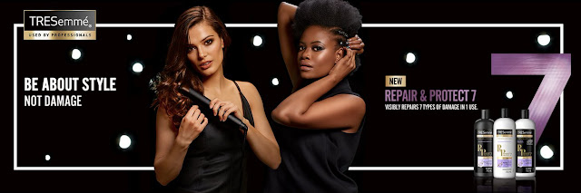#BeAboutStyle Not Damage in 2020 @TRESemme_SA