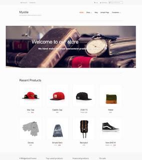 Website Toko Online Sendiri