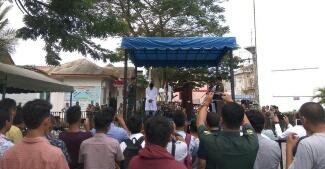 12 Terpidana Mesum di Aceh Dihukum Dicambuk