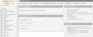 wordpress setup xampp phpmyadmin